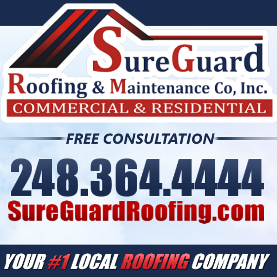 Sureguard Roofing Amp Maintenance Reviews Oxford Mi