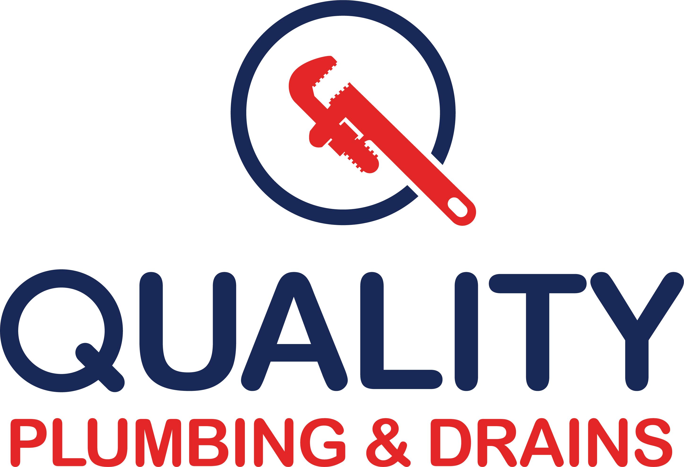 Quality Plumbing & Drains Inc. logo