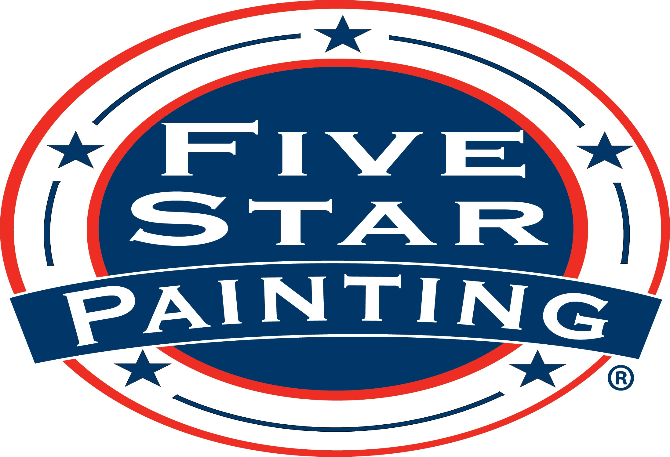 Five Star Painting of South Bend logo