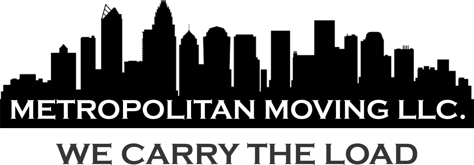Metropolitan Moving LLC.  logo