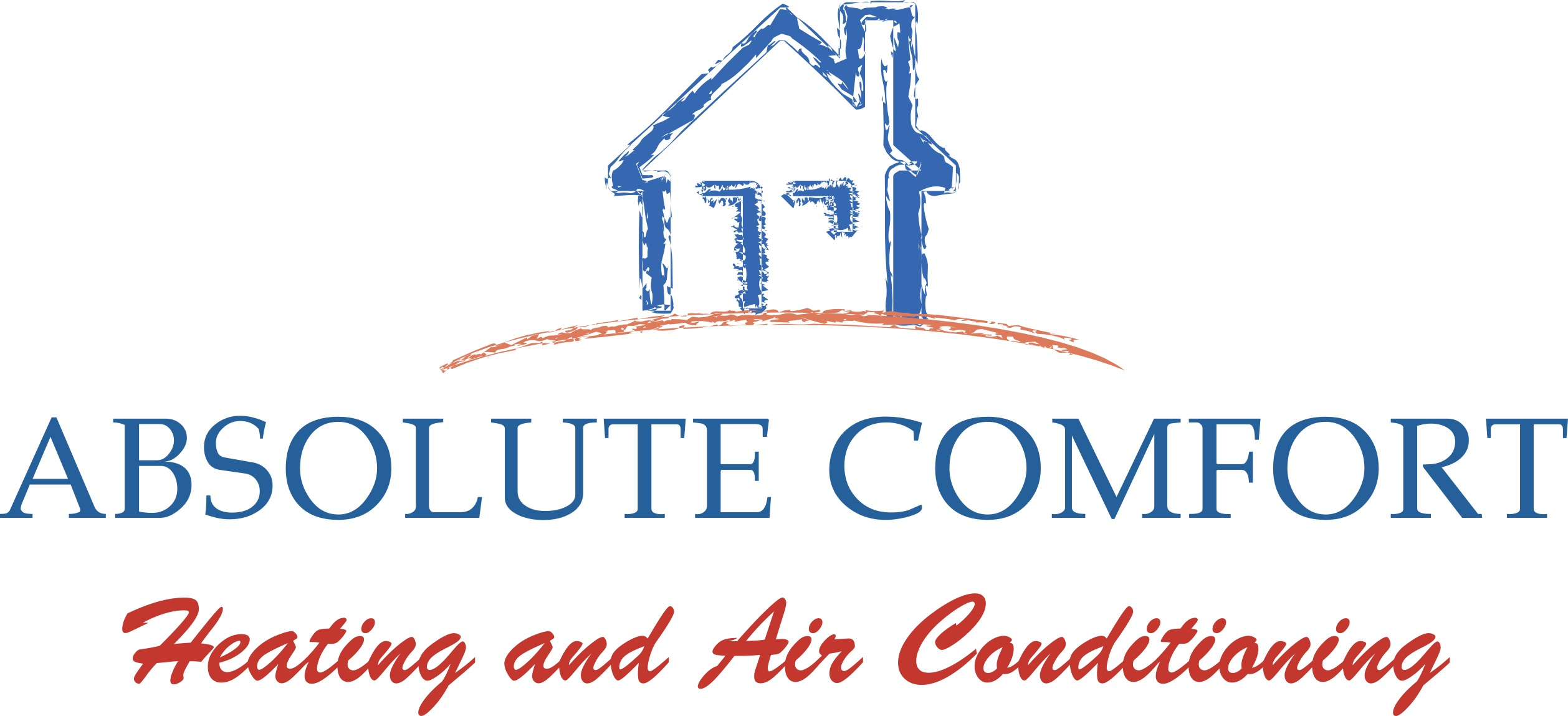 Absolute Comfort Heating and Air Conditioning logo
