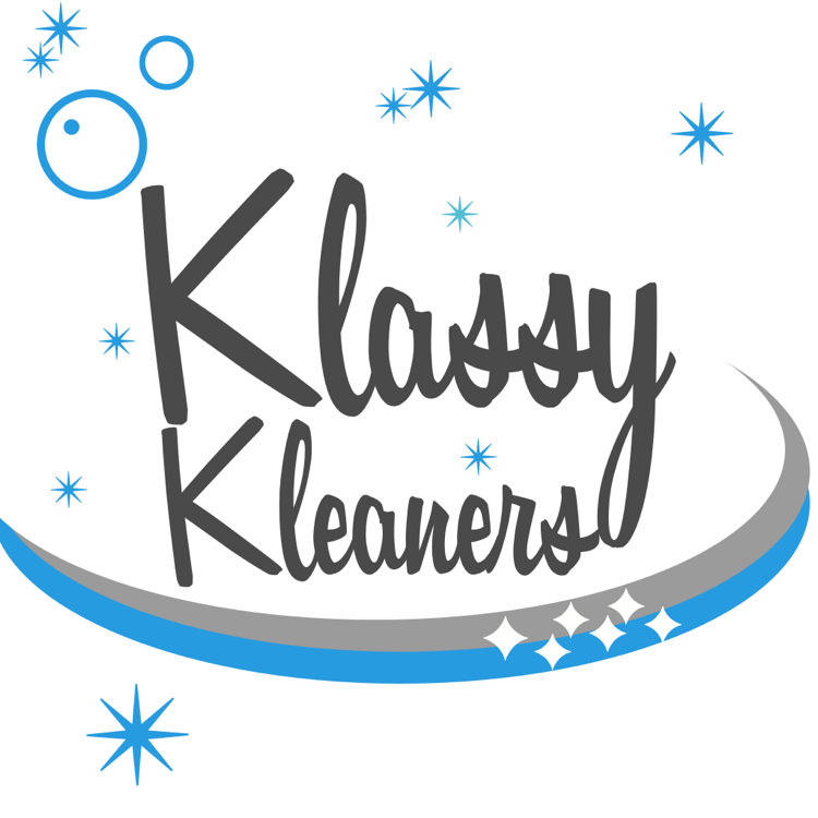 Klassy Kleaners logo
