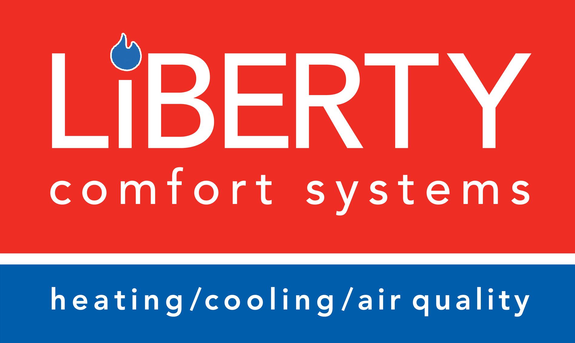 LIBERTY COMFORT SYSTEMS logo