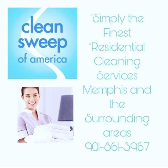CLEAN SWEEP OF AMERICA logo