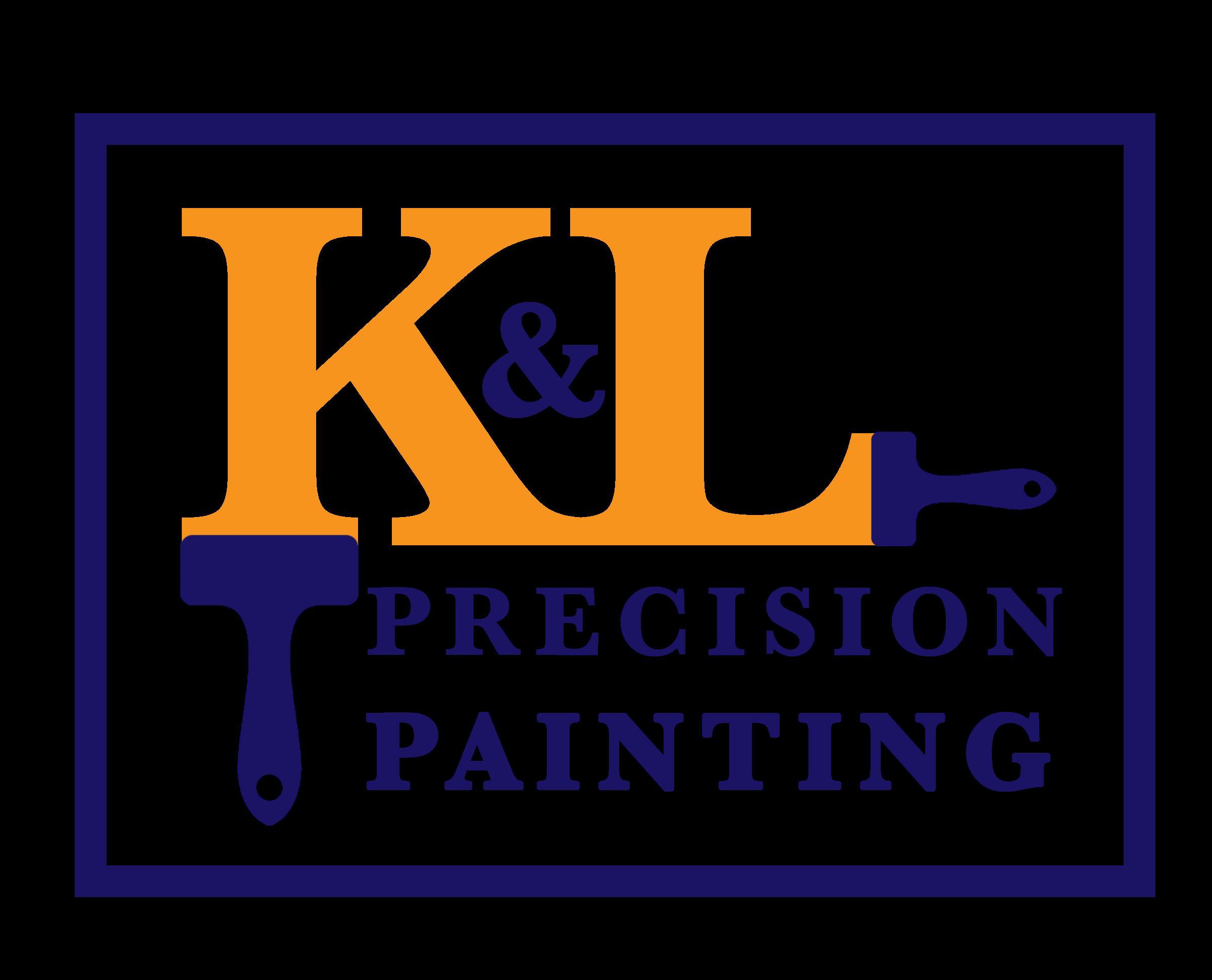 K & L Precision Painting logo