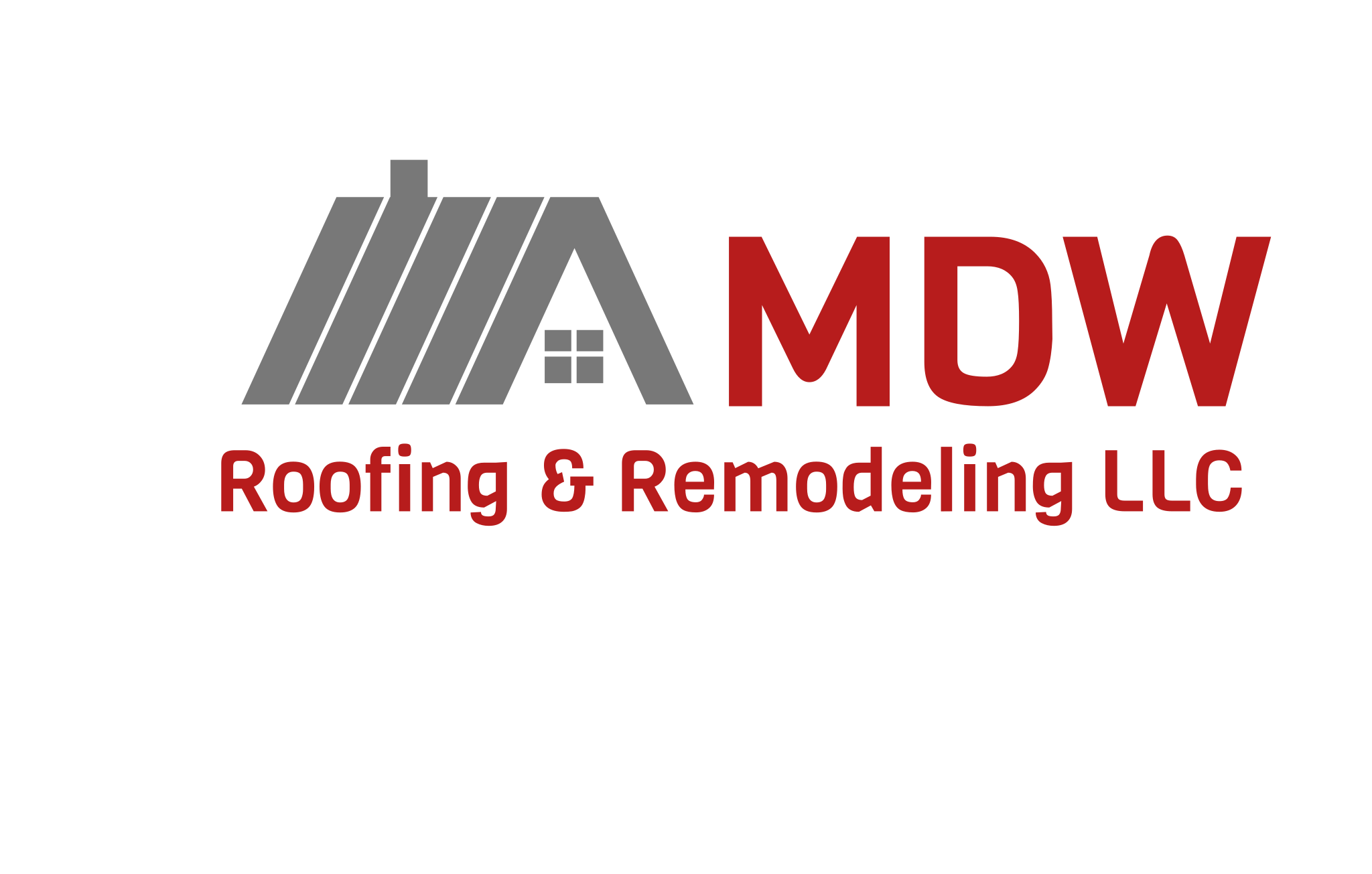 MDW Roofing and Remodeling LLC logo