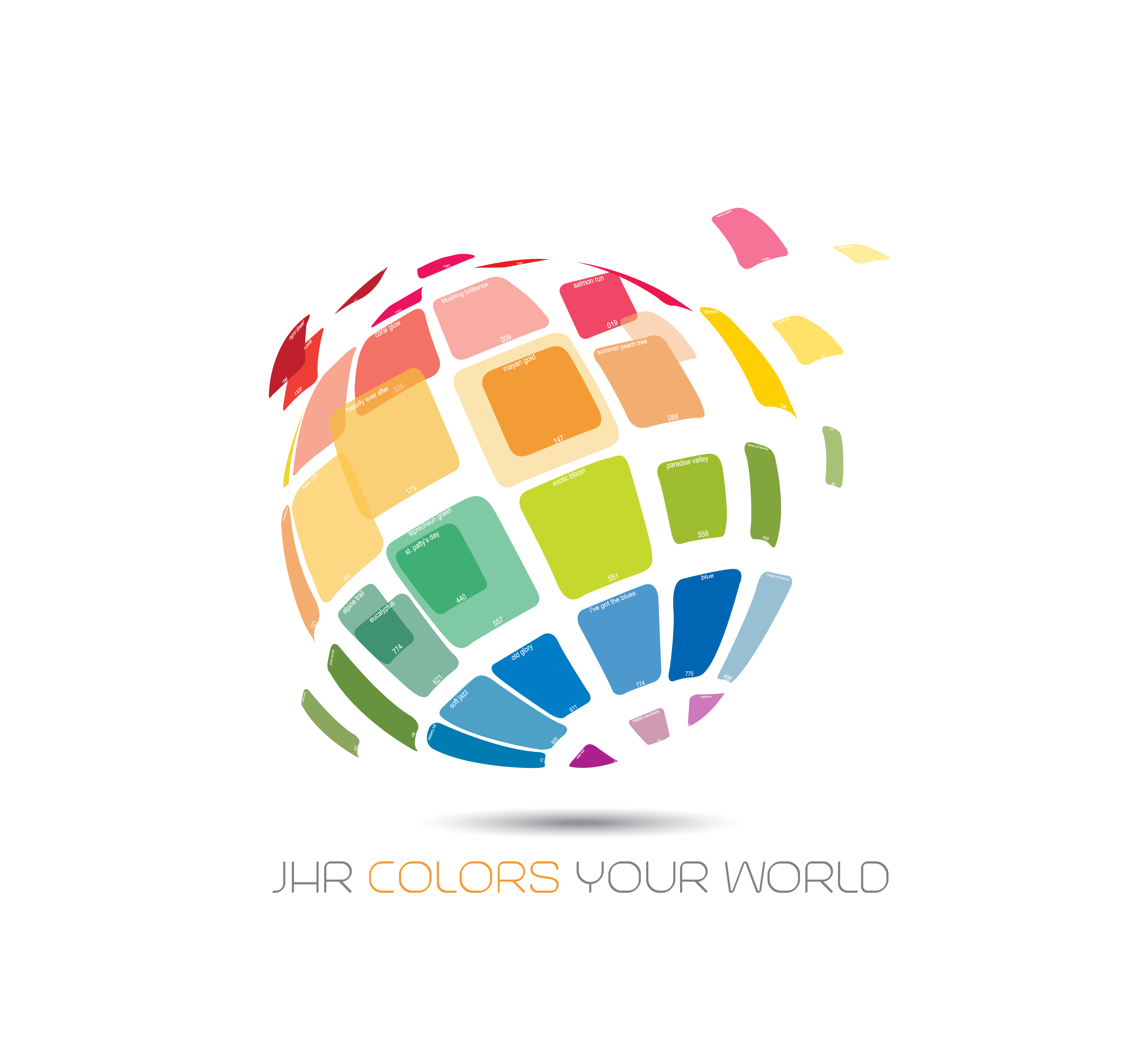JHR Colors Your World Corp logo