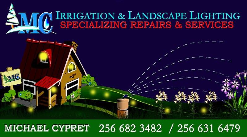 Mc Irrigation logo