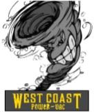 West Coast Power-Vac logo