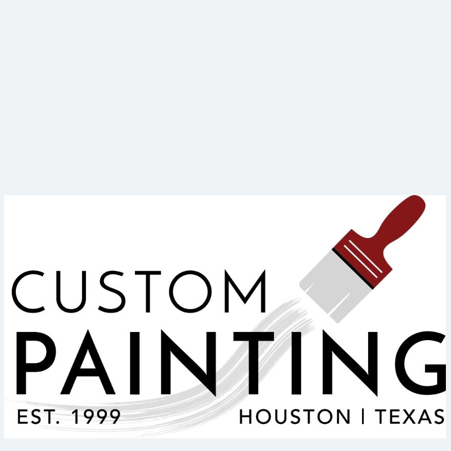 Custom Painting logo