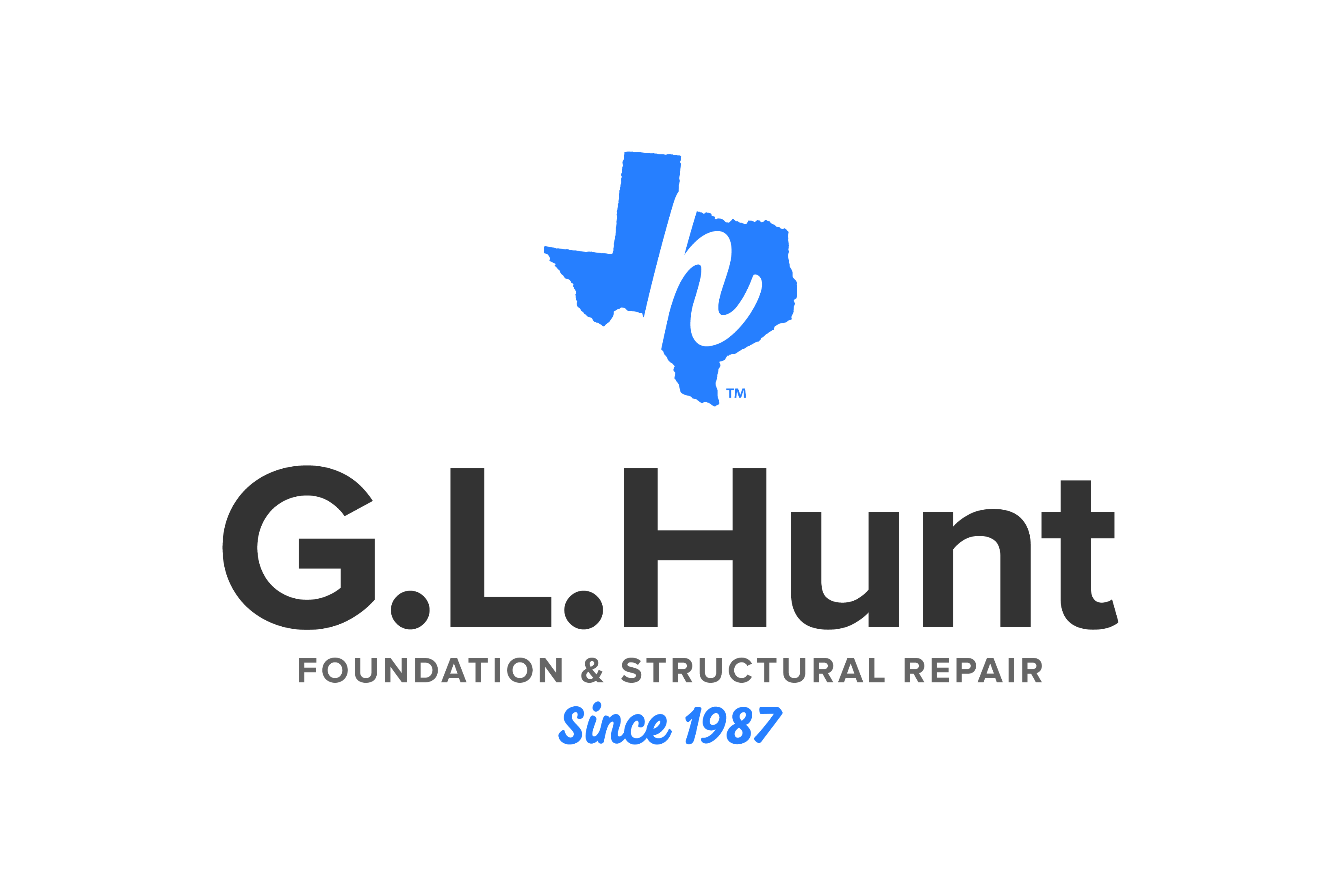 G.L. Hunt Foundation Repair logo