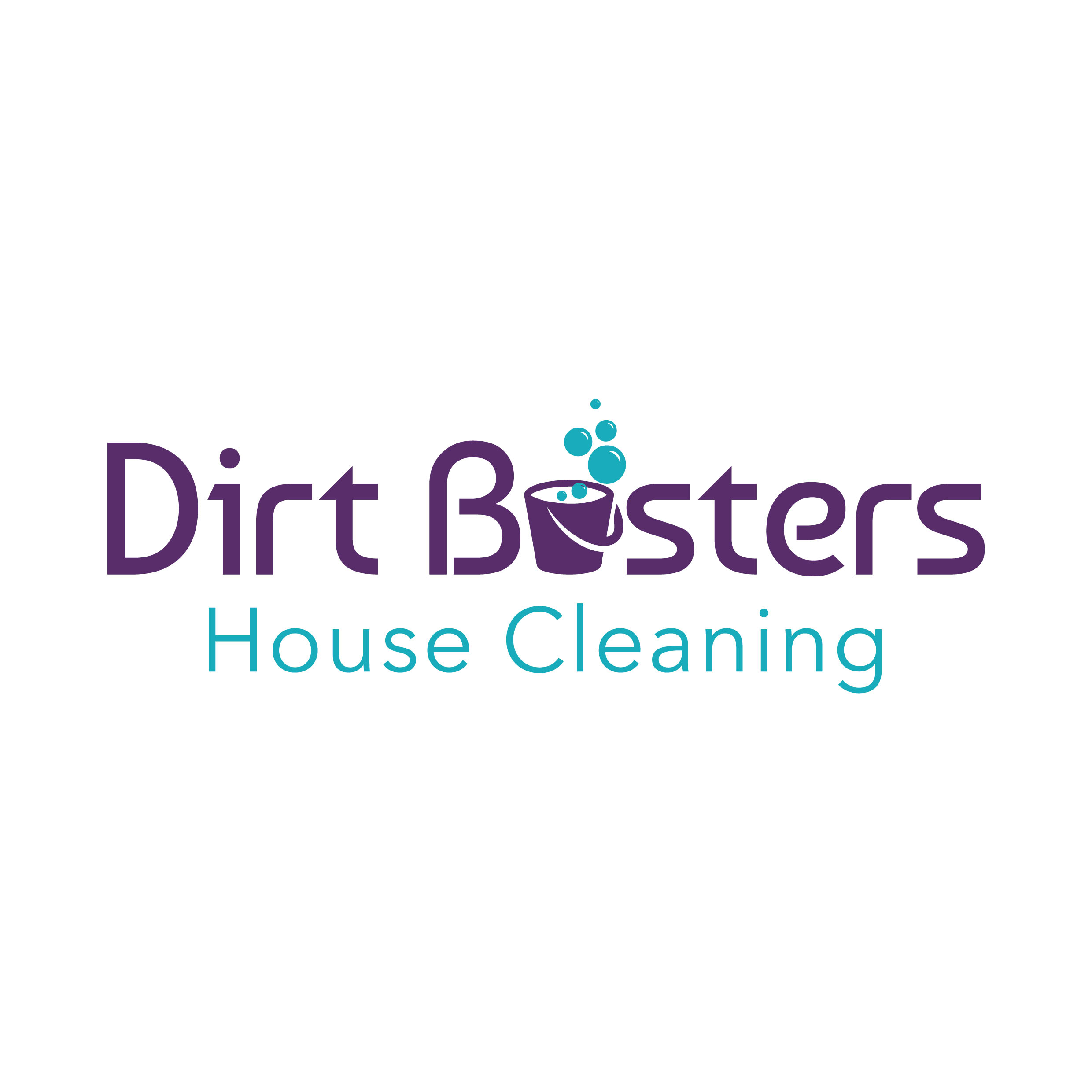 Dirt Busters House Cleaning logo