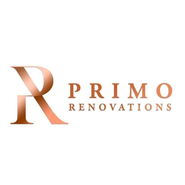 Primo Renovations logo