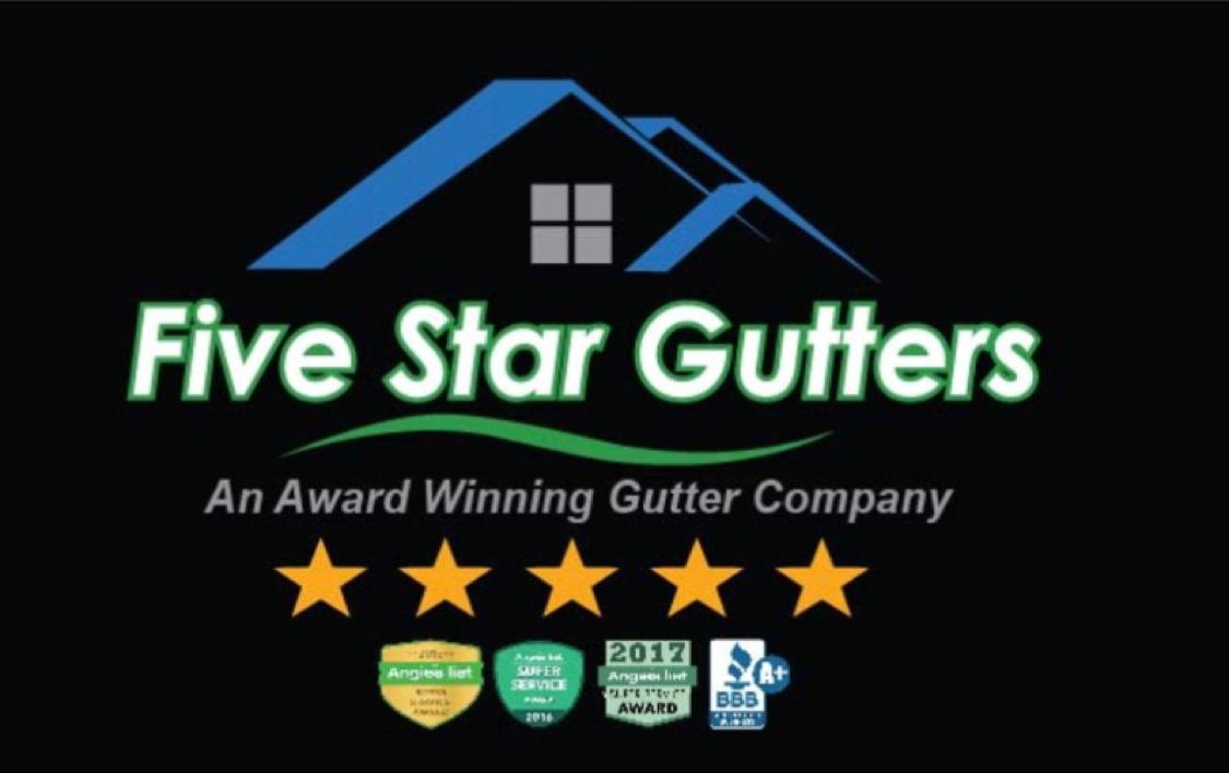 Five Star Gutters LLC logo