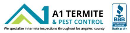 A1 Termite and Pest Control logo