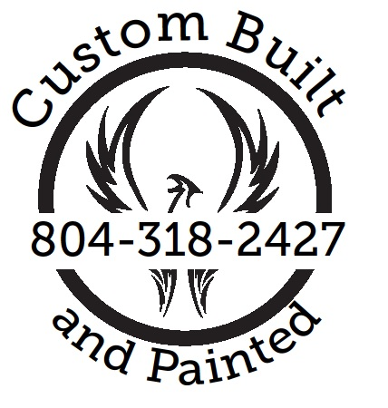 Custom Built and Painted logo