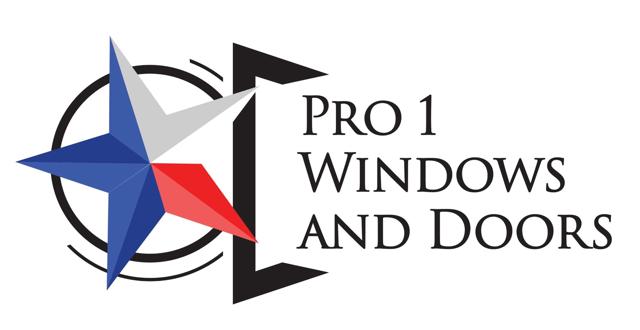 Pro 1 Windows and Doors, LLC logo