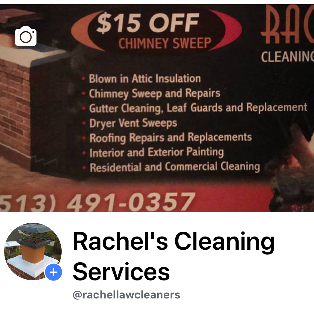 Rachel's Cleaning & Services logo