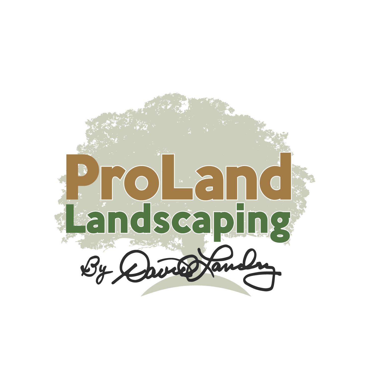 ProLand Landscaping logo