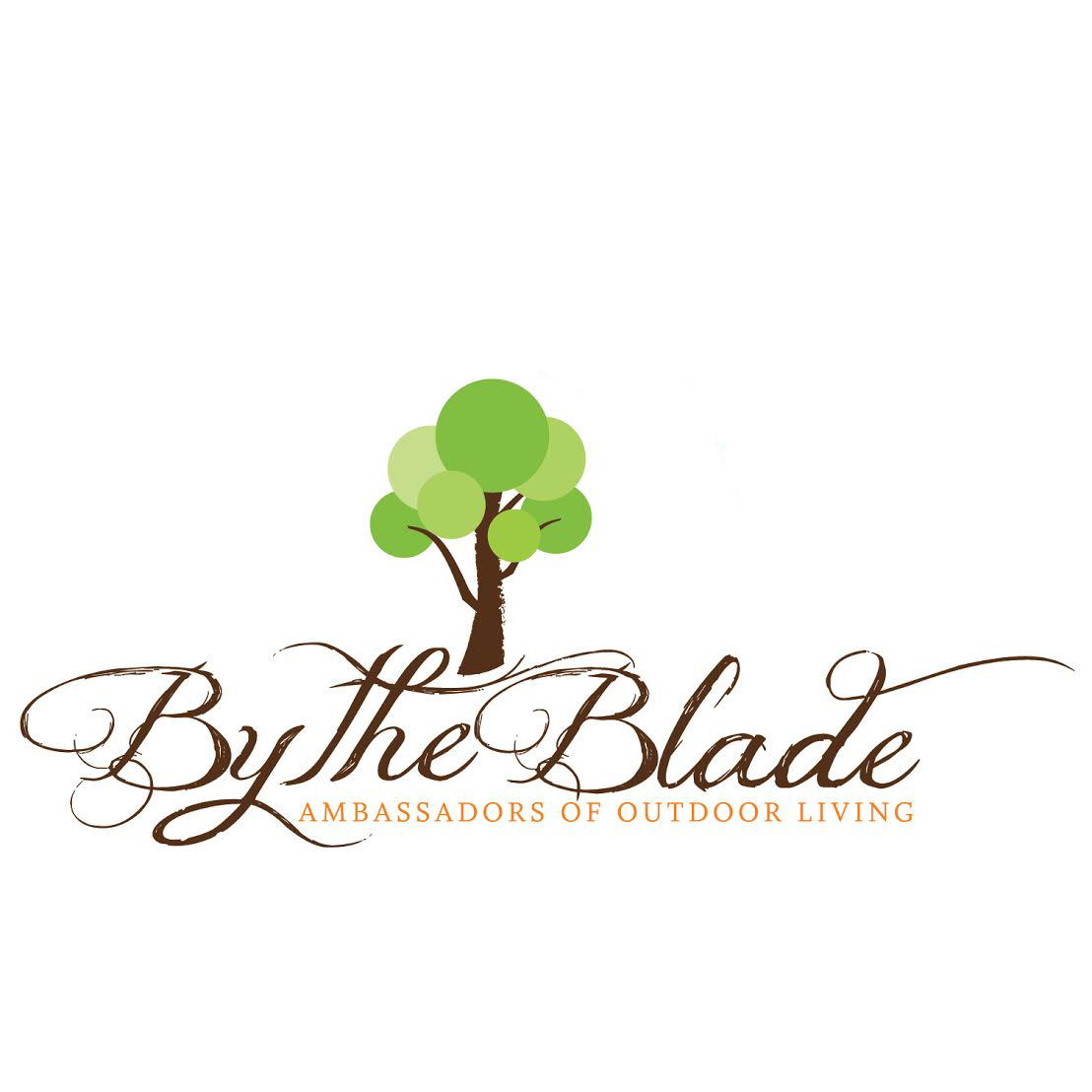By The Blade Lawn and Landscape logo
