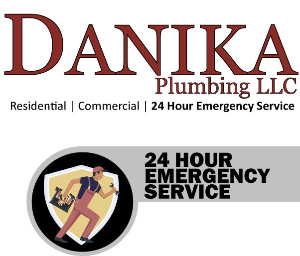 Danika Plumbing & Contracting logo