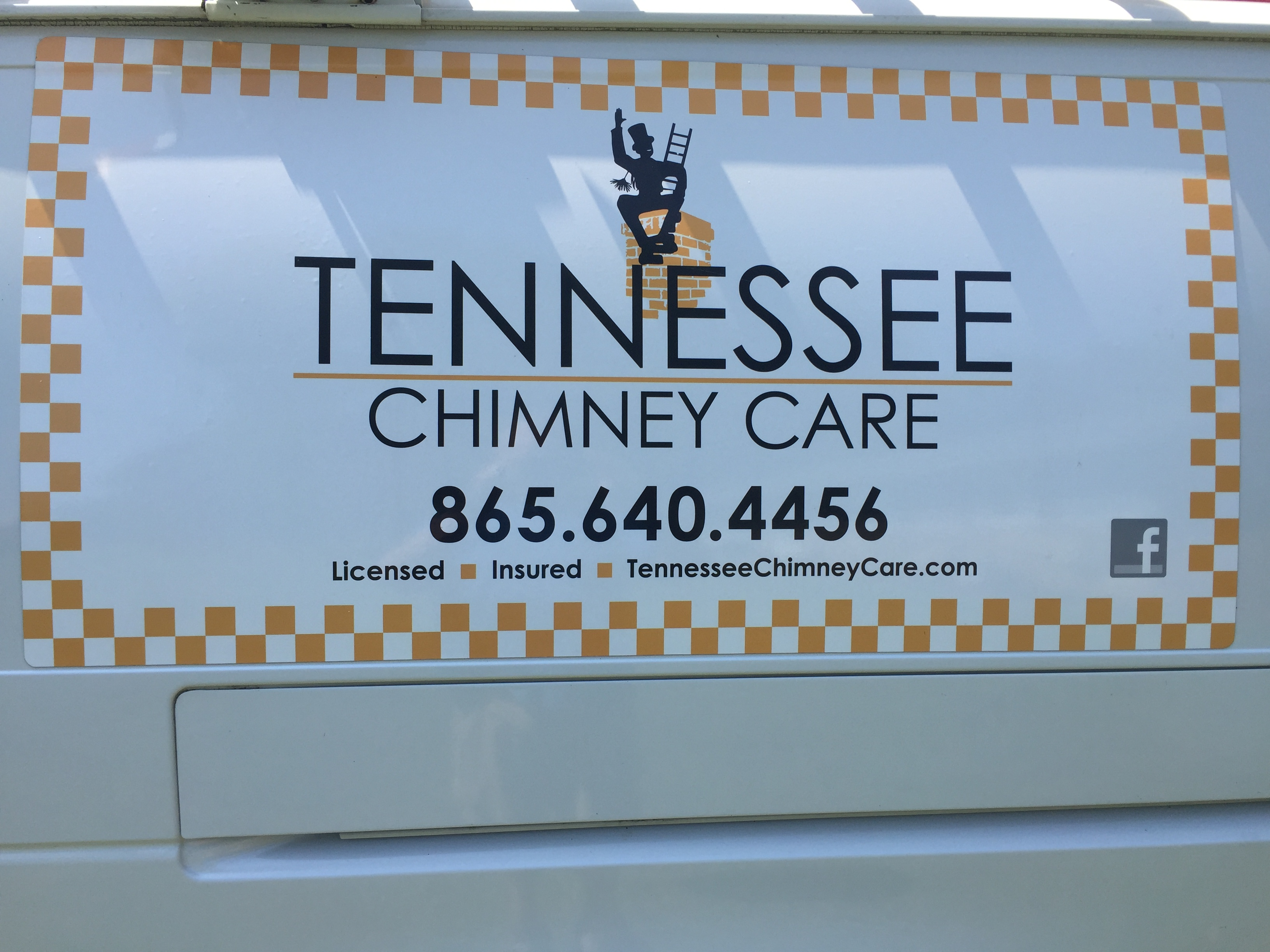 Tennessee Chimney Care logo