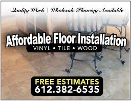 Affordable Floor Installation logo