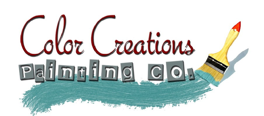 Color Creations Painting Co. logo