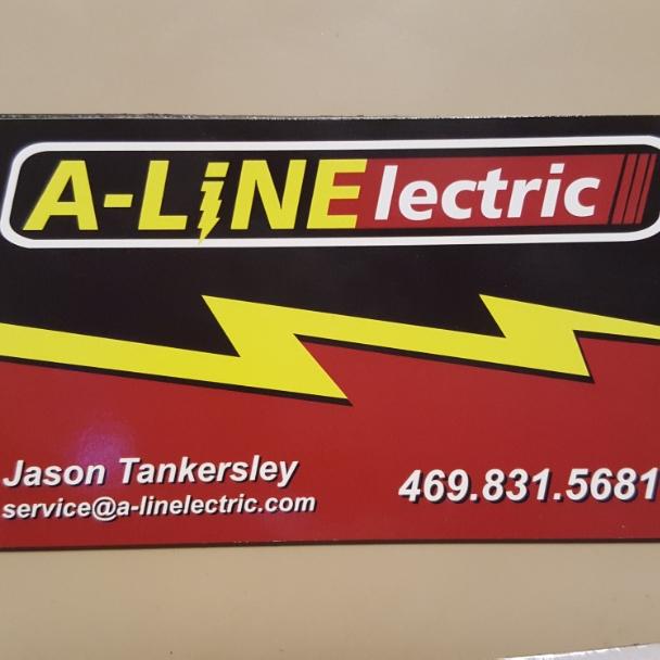 A-Line Electric LLC logo