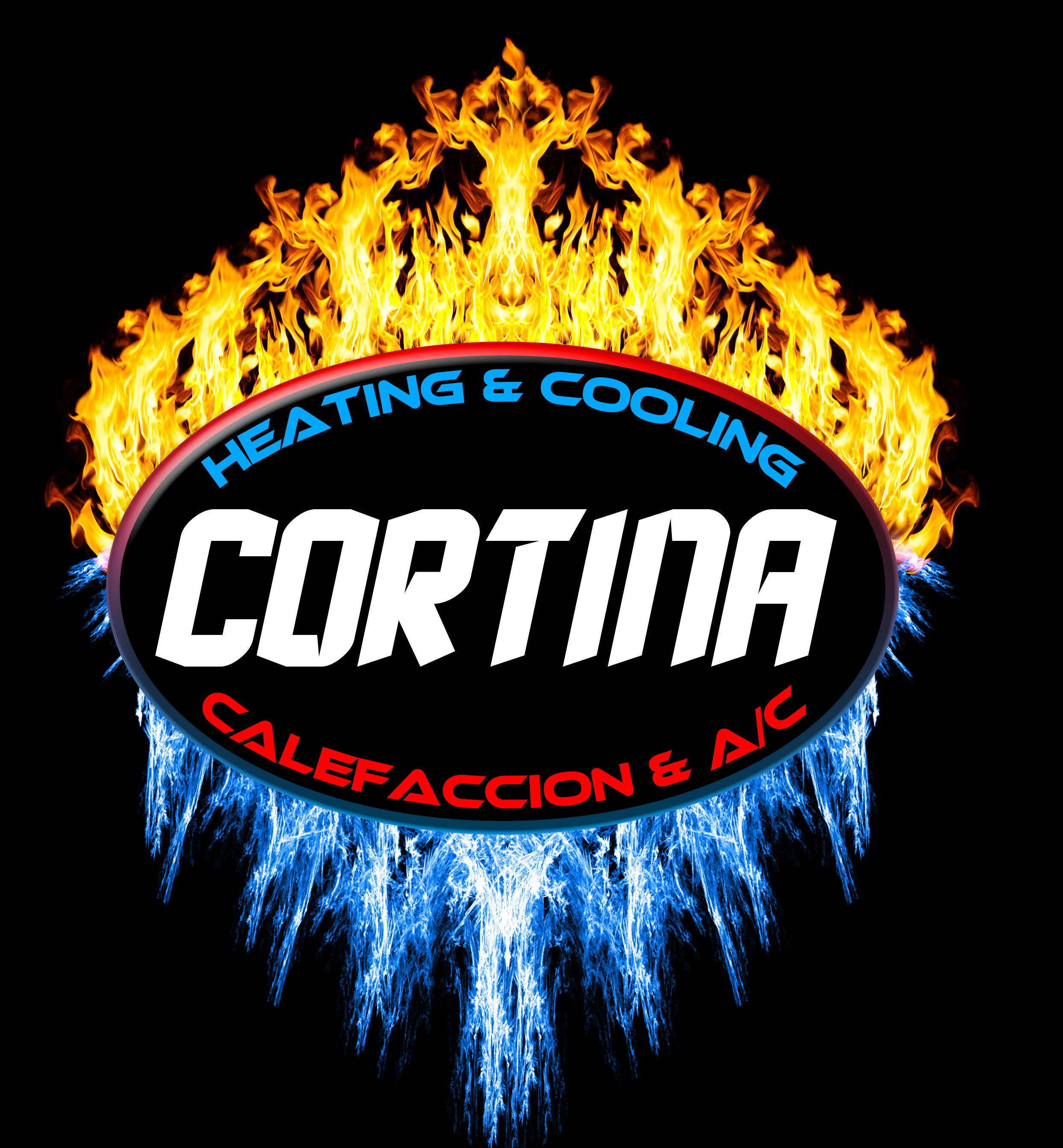 Cortina Heating and Cooling logo