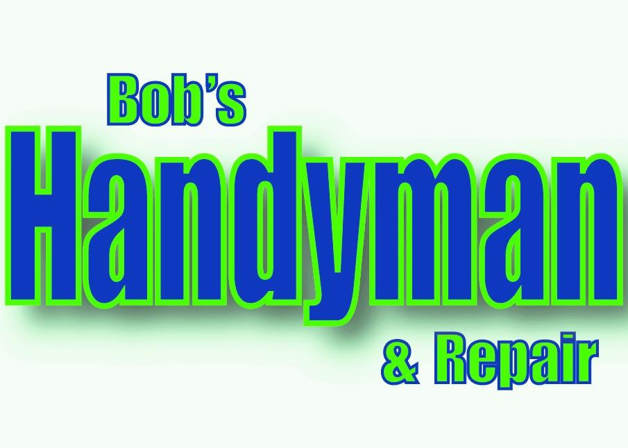BOB'S HANDYMAN & REPAIR logo
