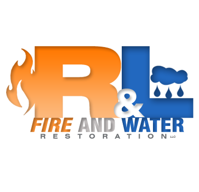R & L Fire & Water Restoration logo