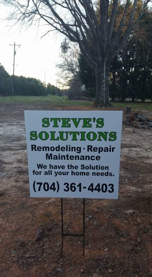 Steves Solutions Reviews Matthews Nc Angie S List