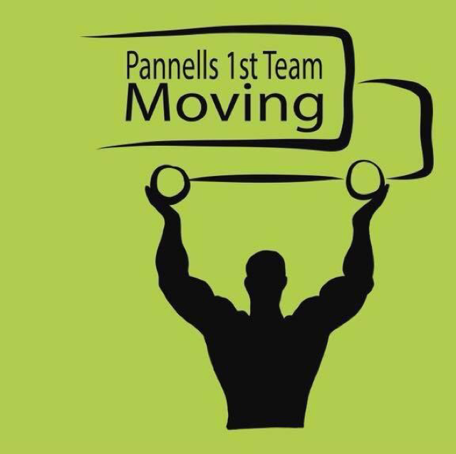 Pannell's 1st Team Moving & Delivery logo