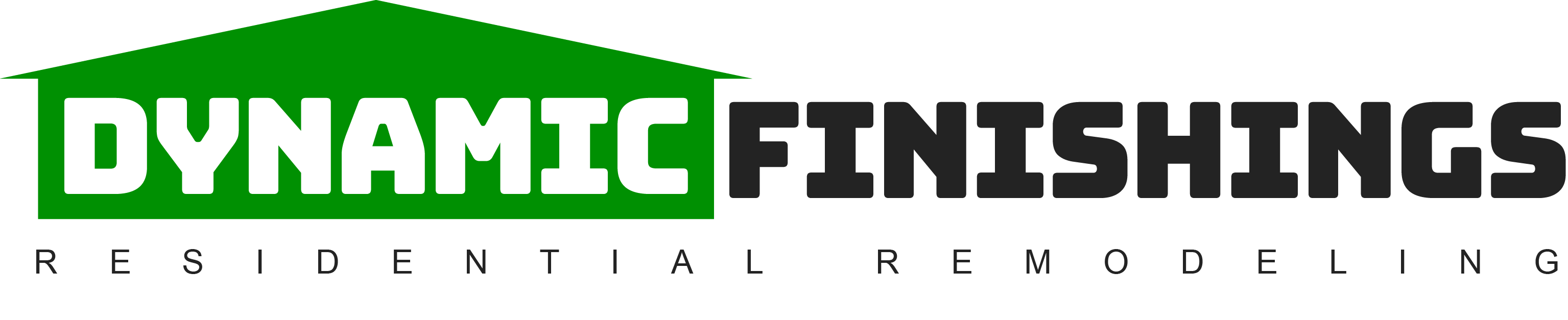 Dynamic Finishings logo