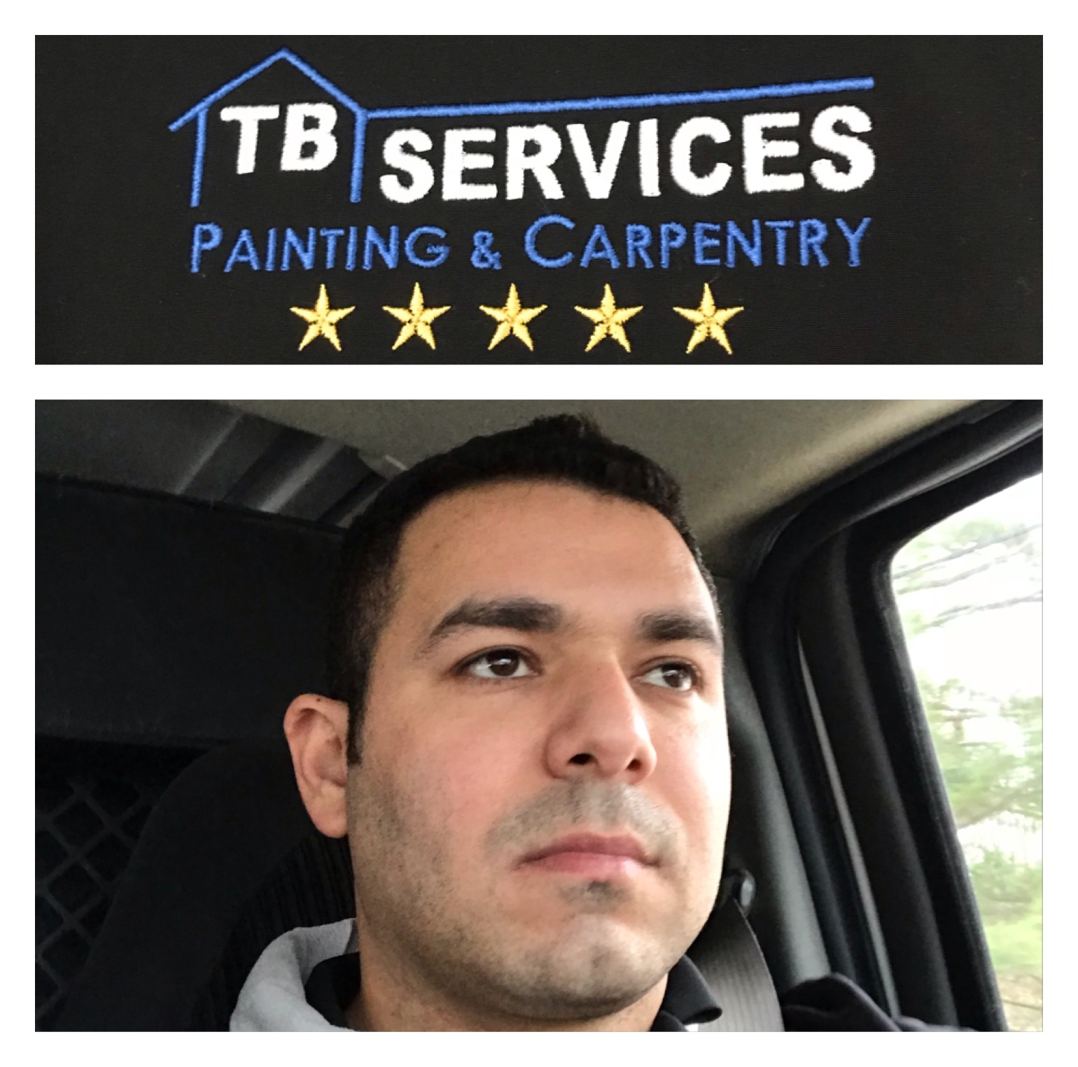 TB Services Painting logo