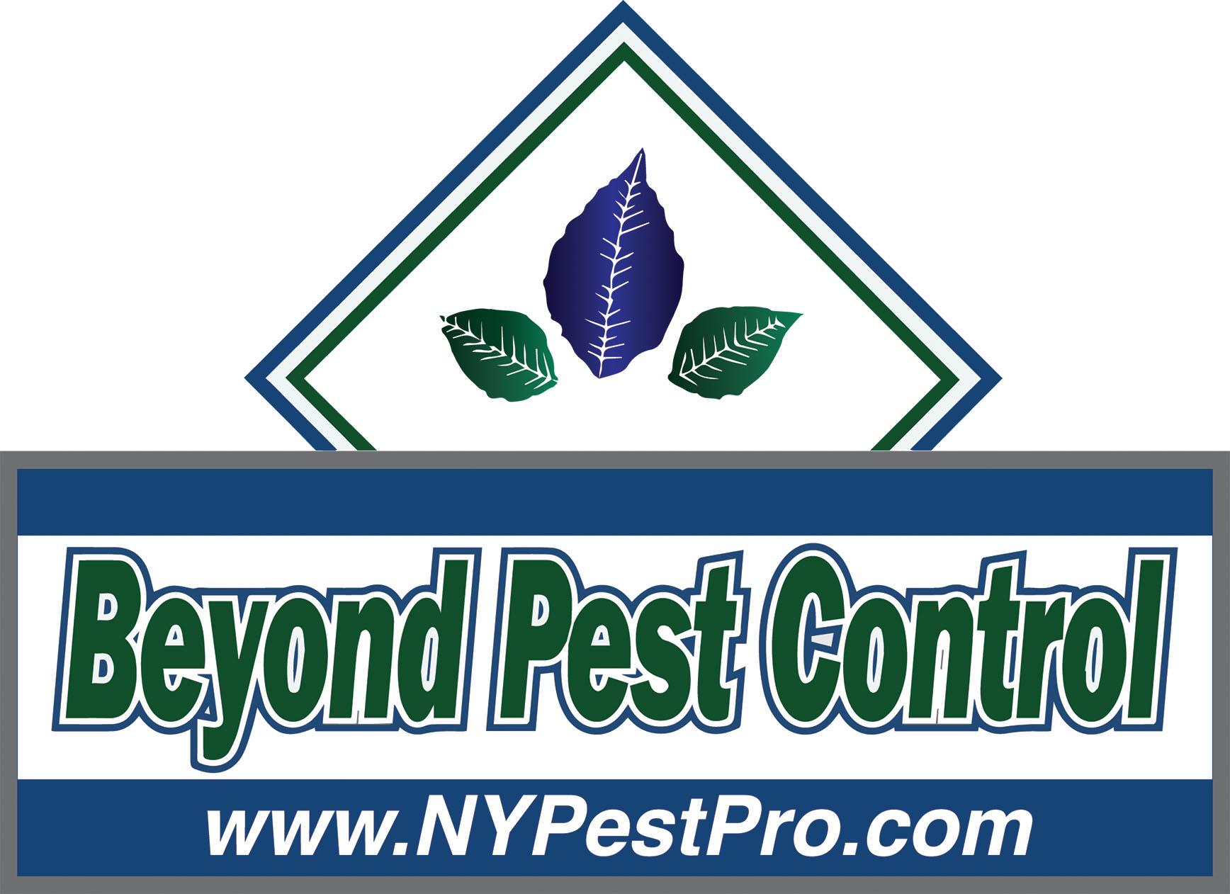 Beyond Pest Control logo