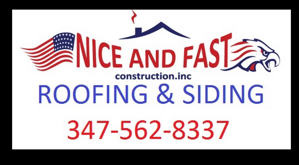 Nice and Fast Construction Inc. logo