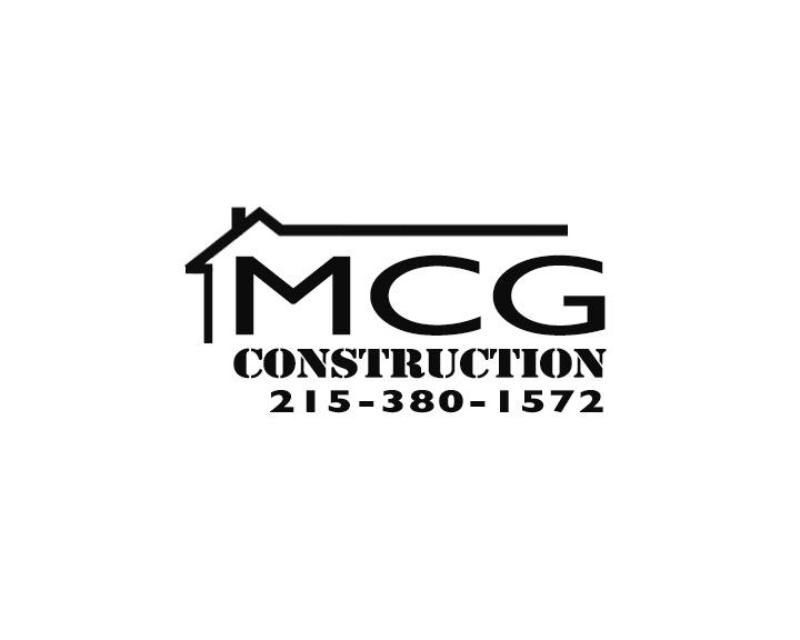 MCG Construction Inc. logo