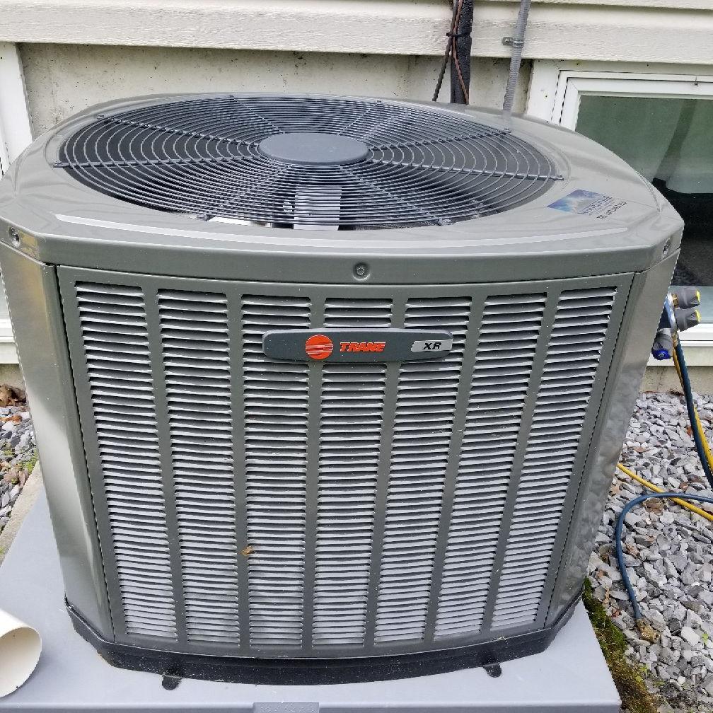 Whitestone Heating and Cooling logo