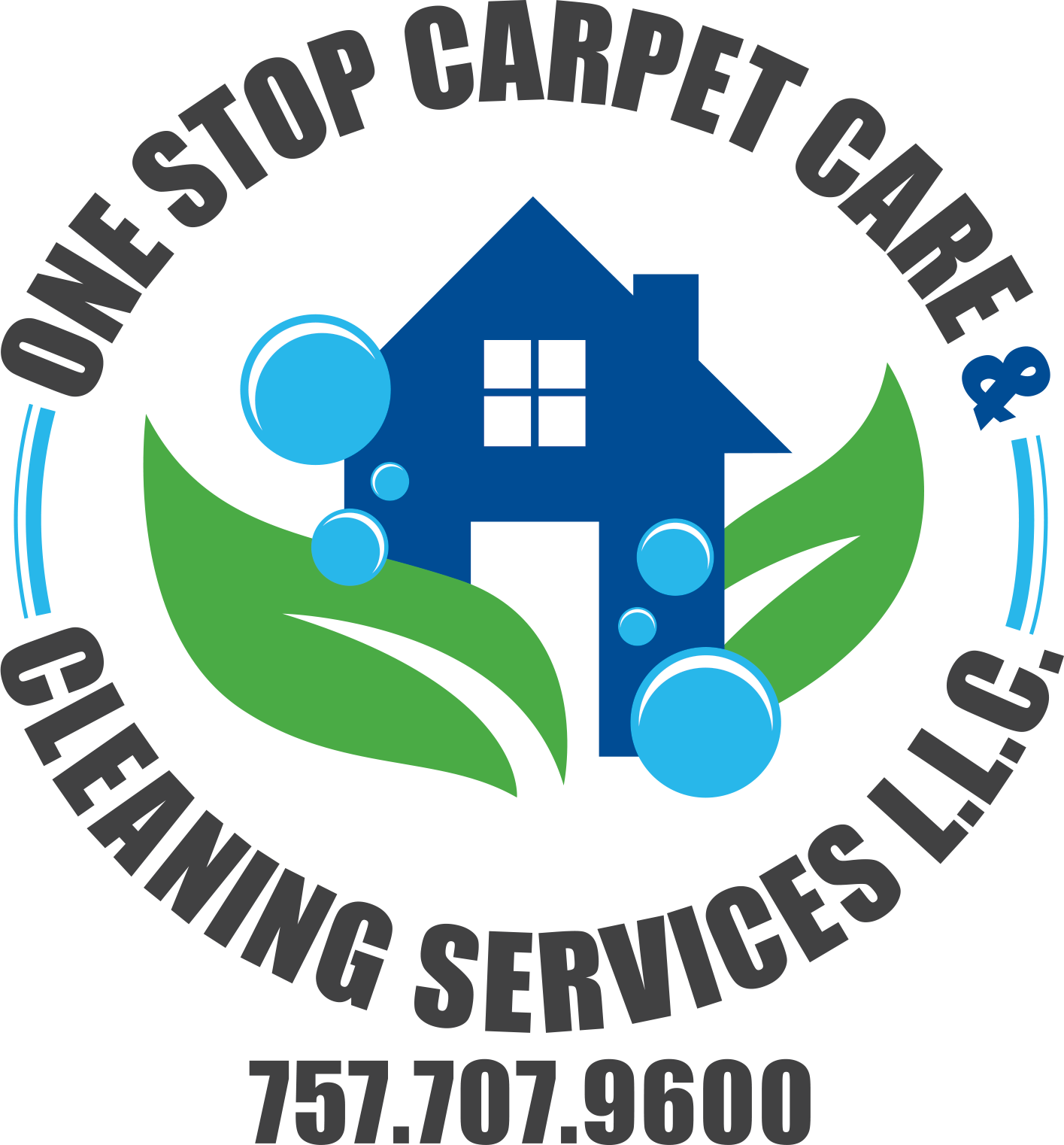 One Stop Cleaning LLC logo