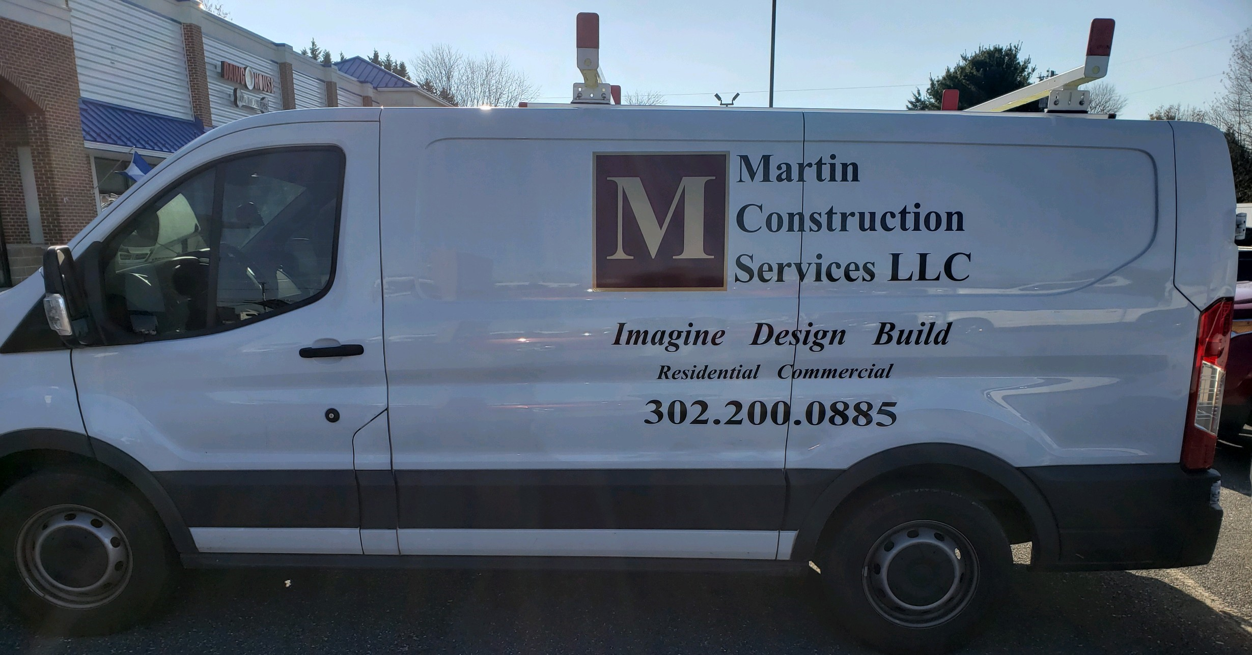 Martin Construction Services LLC logo