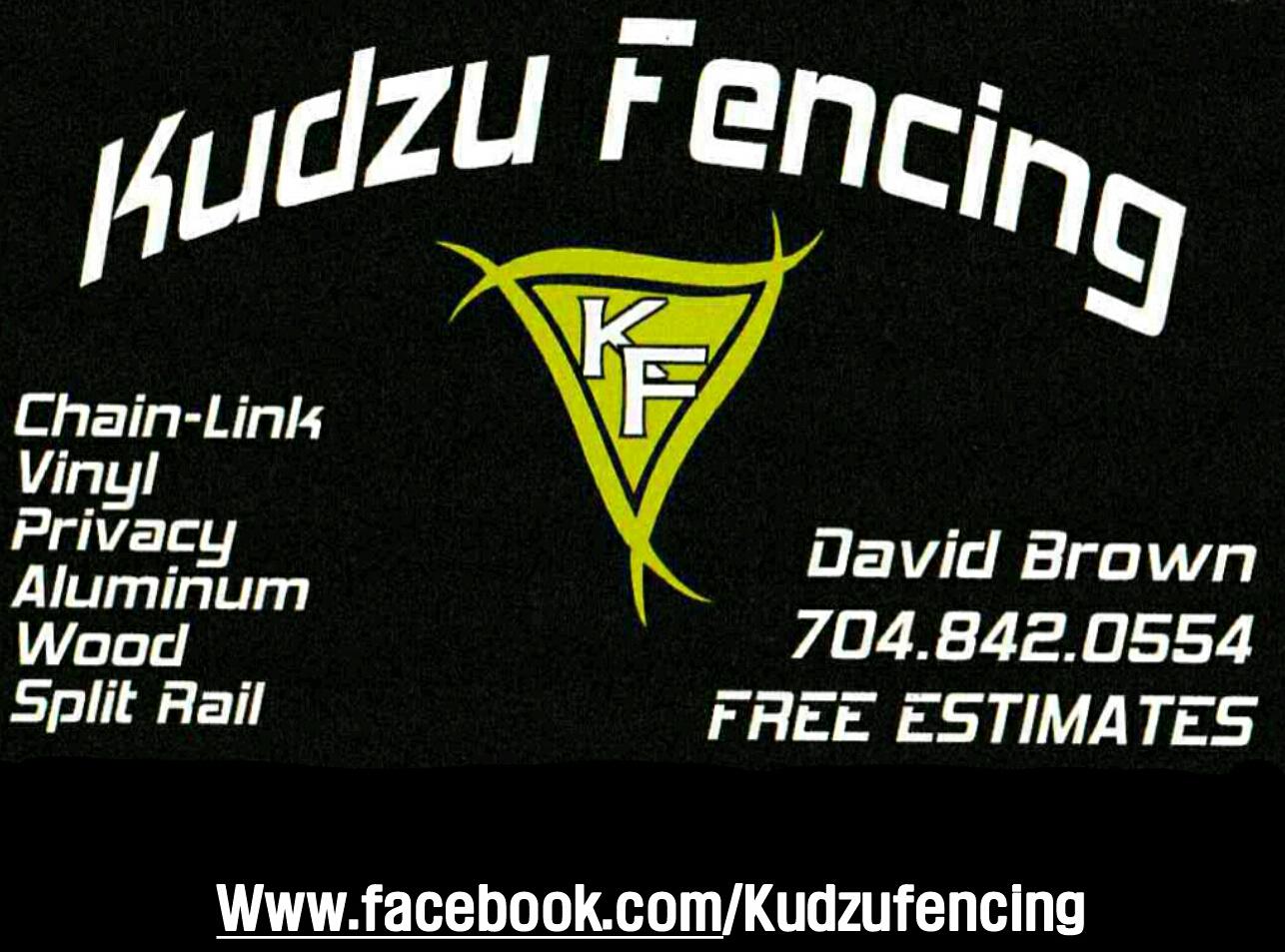 Kudzu Fencing logo