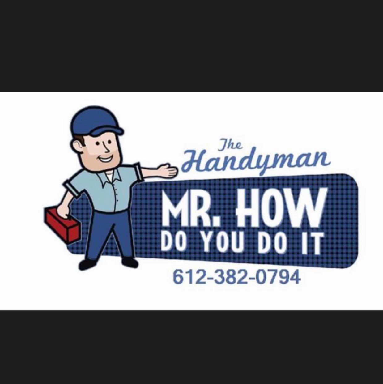 Mr. How Do You Do It Inc logo