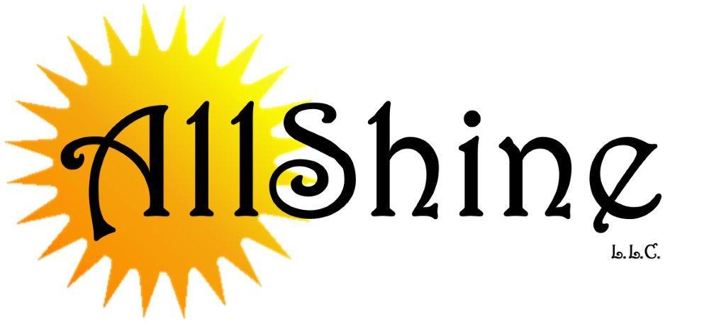 Allshine Window & Gutter Cleaning & Power Washing logo