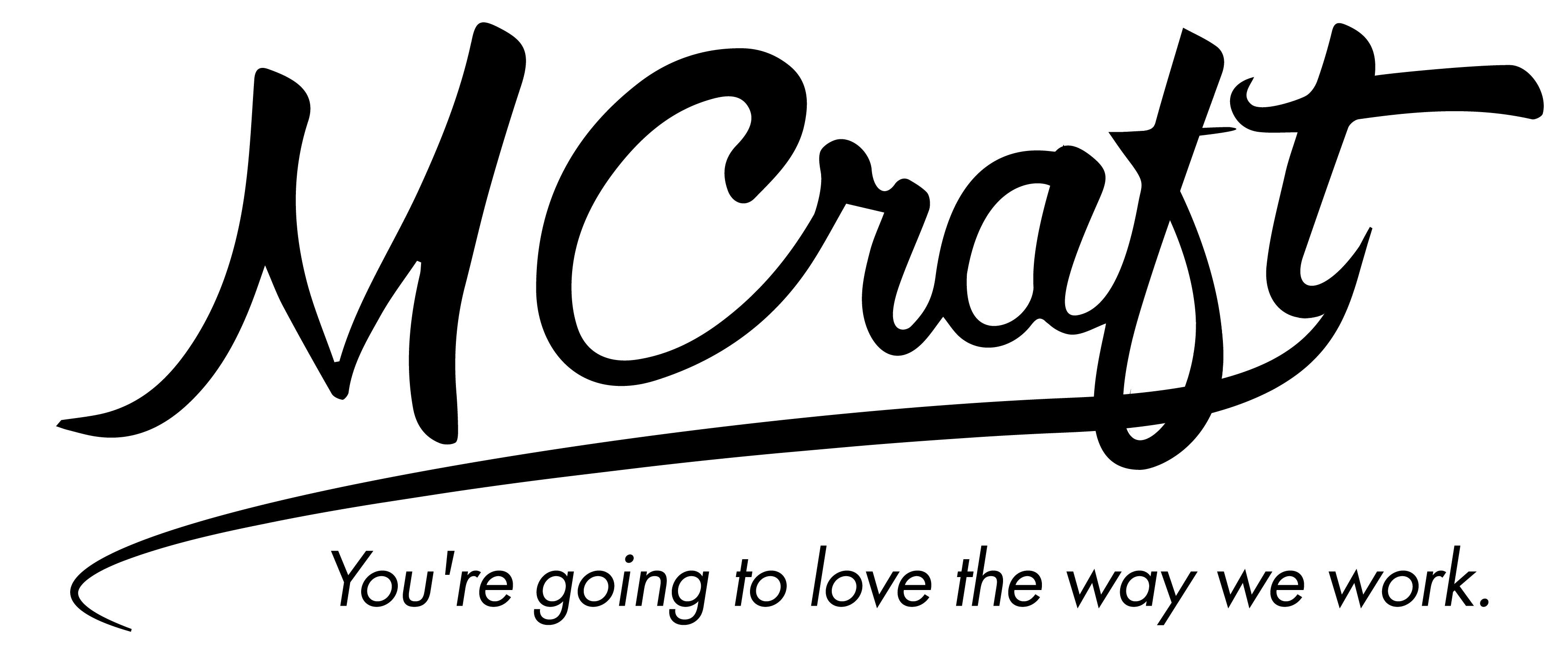 M Craft logo