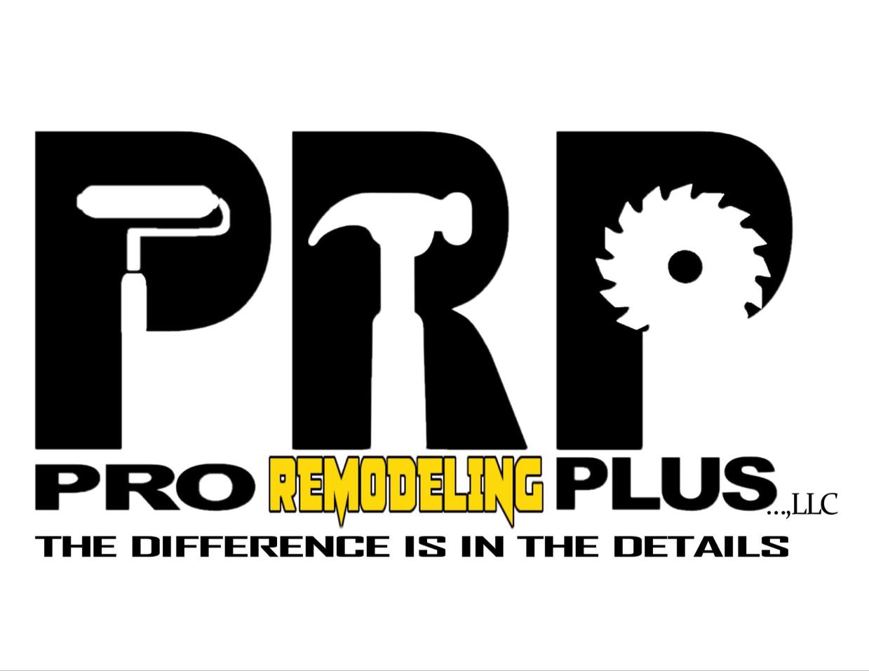 Pro Remodeling Plus LLC logo