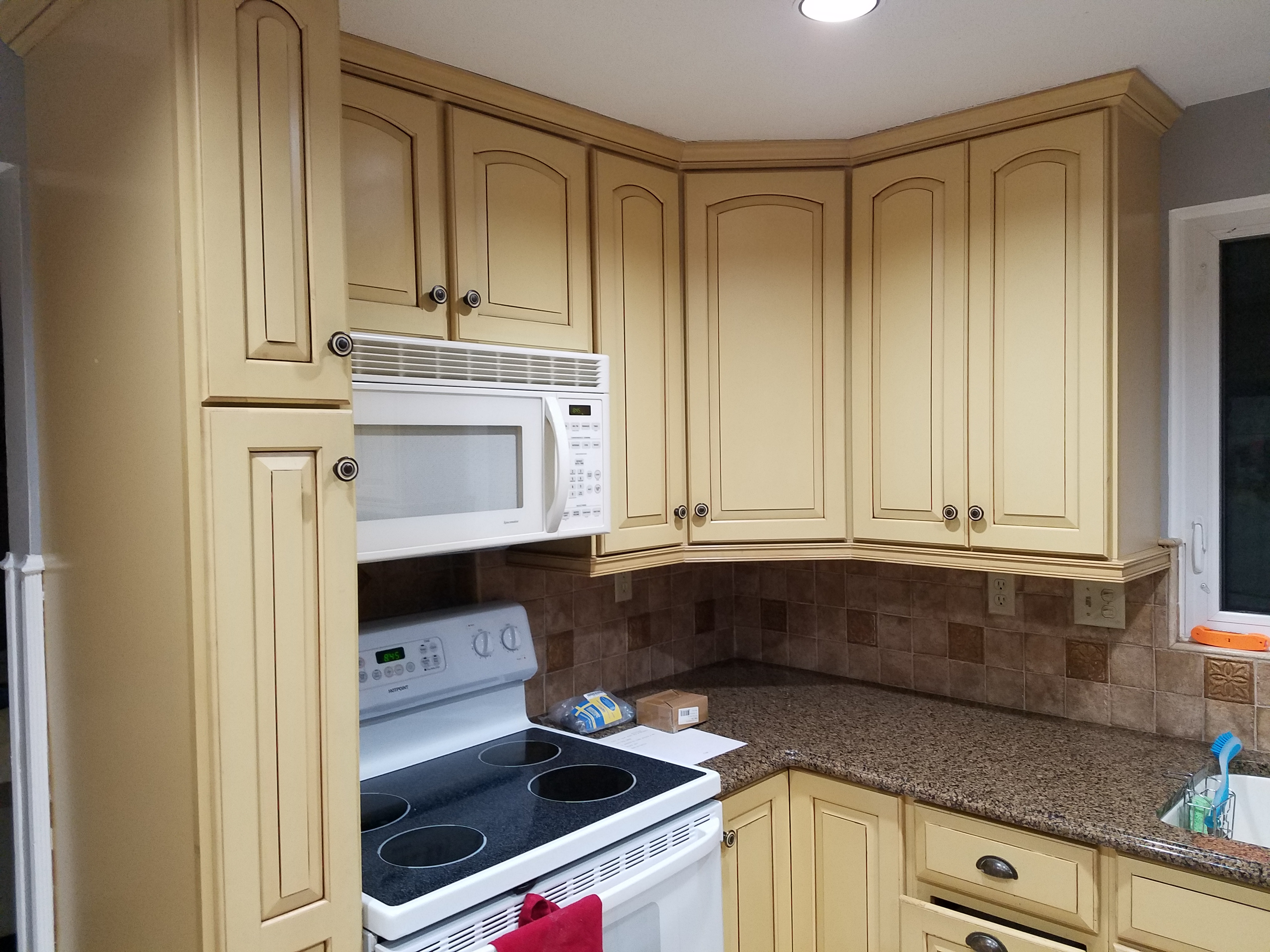 The Contractors Inc Kitchen Cabinet Refacers Reviews Stafford Va Angie S List