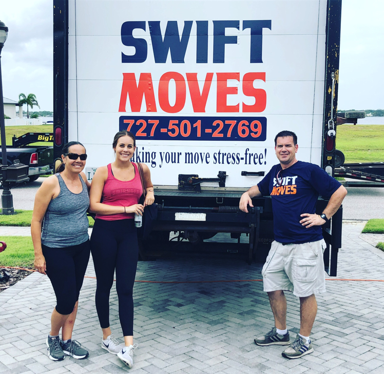 Swift Moves LLC logo
