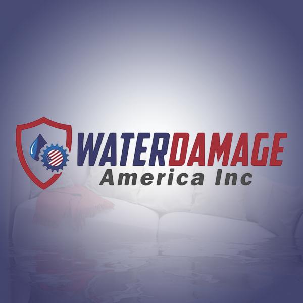 Water Damage America Inc. logo